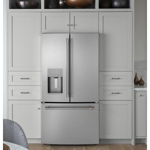 Café ENERGY STAR® 25.6 Cu. Ft. French-Door Refrigerator