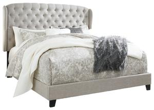 B090981 In By Ashley Furniture In Appleton Wi Jerary Queen Upholstered Bed