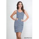 Striped Body Esteem Dress (6 pc. ppk.) Product Image