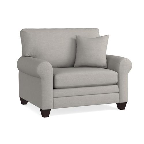 Bassett Furniture - Carolina Sock Arm Chair and a Half
