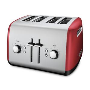 KitchenAid4-Slice Toaster with Manual High-Lift Lever - Empire Red