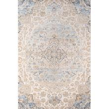 "Am-01 Beige 2'3"" x 7'6"" Runner"