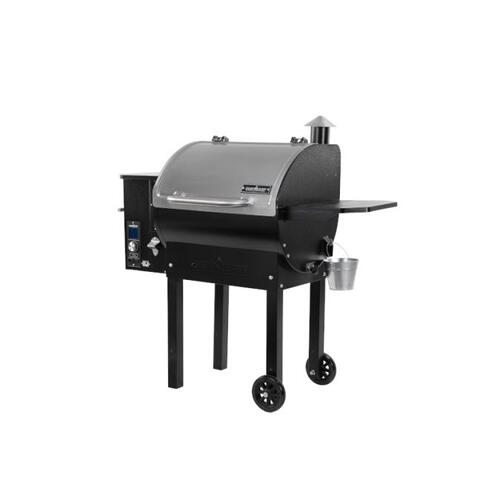 SmokePro DLX 24 Pellet Grill - Stainless