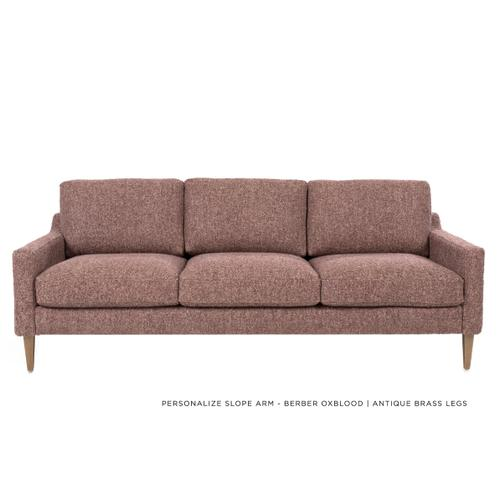 American Leather - Slope Arm - American Leather