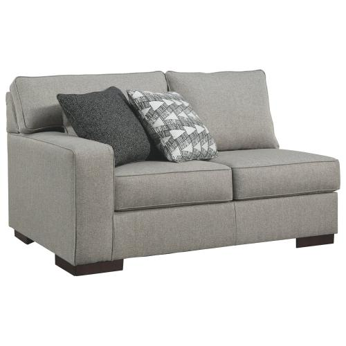 Marsing Nuvella Left-arm Facing Loveseat