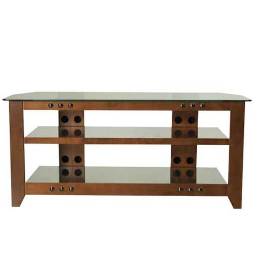 Product Image - Cherry Video Stand Contemporary design and solid construction come together to create strength and beauty