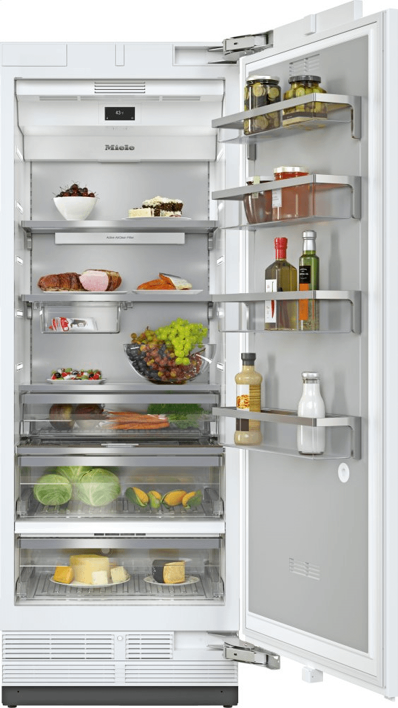 MieleK 2801 Vi - Mastercool(tm) Refrigerator For High-End Design And Technology On A Large Scale.