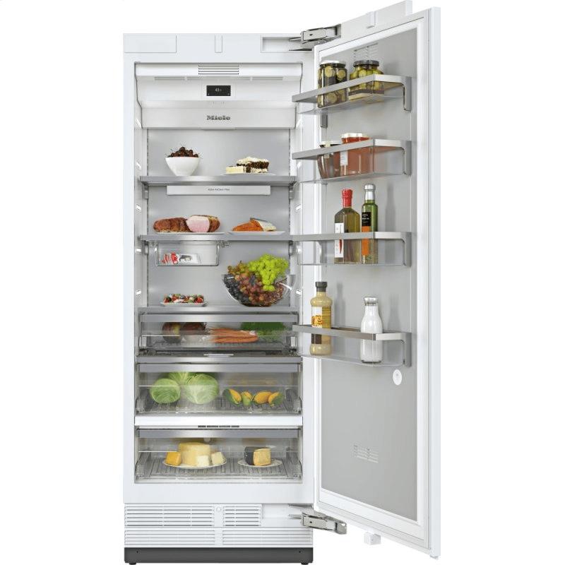 K 2801 Vi - MasterCool(TM) refrigerator For high-end design and technology on a large scale.
