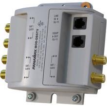 See Details - Module, 2 Sat, 1 CATV, 1 Tel