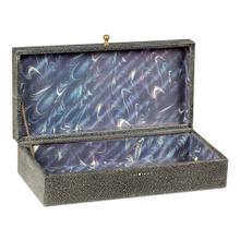 Gatsburg Shagreen Box