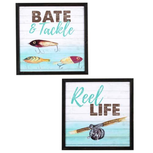 BAIT & TACKLE, REEL LIFE