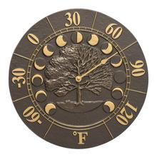 Times & Seasons Thermometer - French Bronze