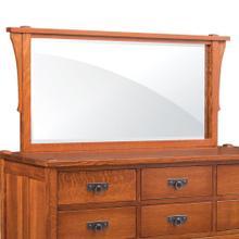 See Details - Grant Bureau Mirror, 66'w x 26'h