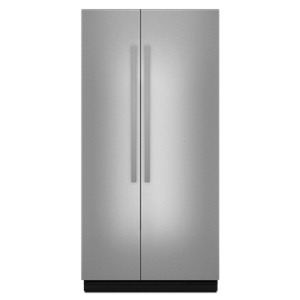"NOIR 42"" Fully Integrated Built-In Side-by-Side Refrigerator Panel-Kit"