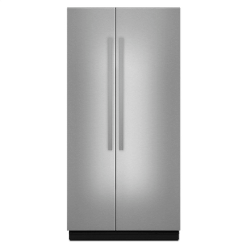 """NOIR 42"""" Fully Integrated Built-In Side-by-Side Refrigerator Panel-Kit"""