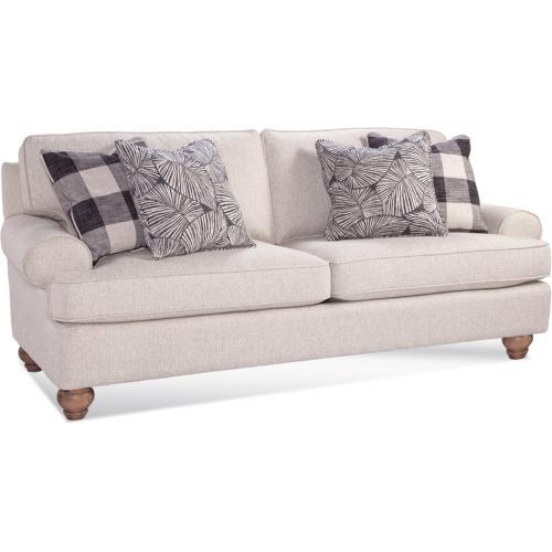 Artisan Landing 2 over 2 Queen Sleeper Sofa