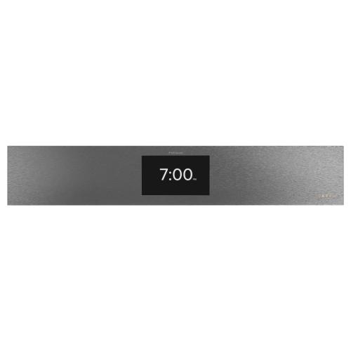 """Café 30"""" Smart Single Wall Oven with Convection in Platinum Glass"""
