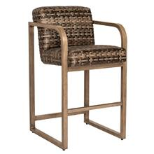 Reunion Bar Stool with Arms