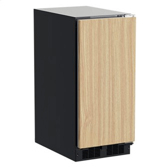 15-In Built-In High-Efficiency Single Zone Wine Refrigerator with Door Style - Panel Ready