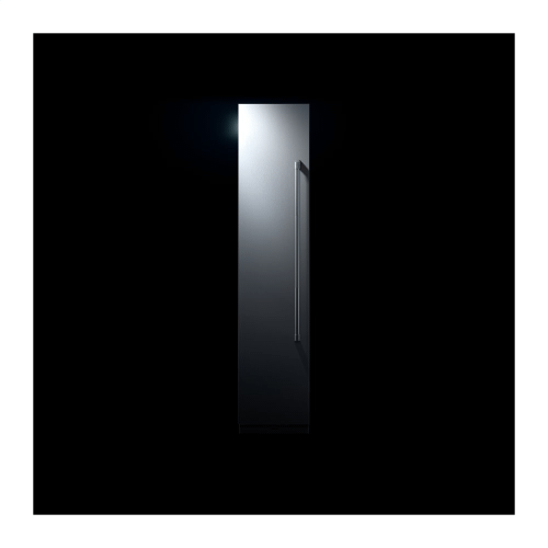 "18"" Panel-Ready Built-In Column Freezer, Left Swing"