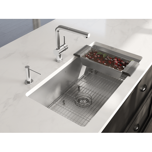 Pro Chef - ProInox H Bin Bin for kitchen sink ProInox H0-H75 stainless steel and plastic