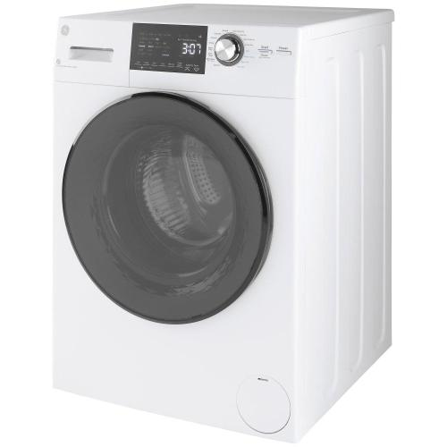 """GE® 24"""" 2.4 cu. ft.Capacity Front Load Washer/Condenser Dryer Combo"""