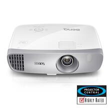 Full HD Home Theater Projector with Lens Shift, Low Input Lag  HT2050A