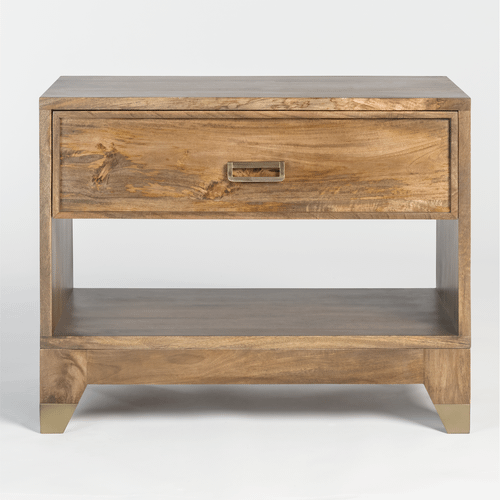 Everette One Drawer Nightstand