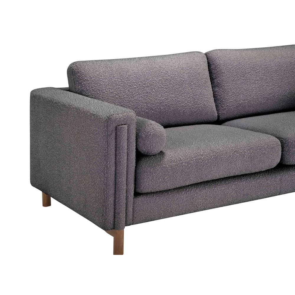 Larsen Upholstered Sofa in Truffle Boucle by A.R.T. Furniture