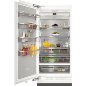 MieleK 2911 Vi - MasterCool™ refrigerator For high-end design and technology on a large scale.