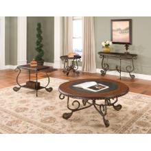 Rosemont 3-Piece Set(Cocktail & 2 End Tables)