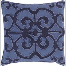 "View Product - Amelia AL-006 18"" x 18"" Pillow Shell"