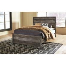 Wynnlow Queen Panel Headboard/footboard