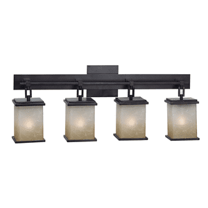 Kenroy Home - Plateau - 4 Light Vanity