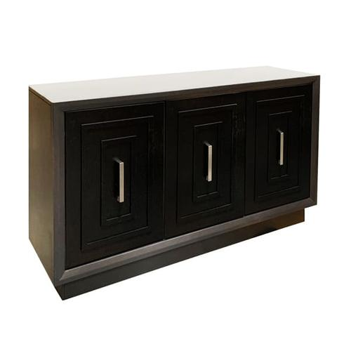 Sunset 3 Door Cabinet