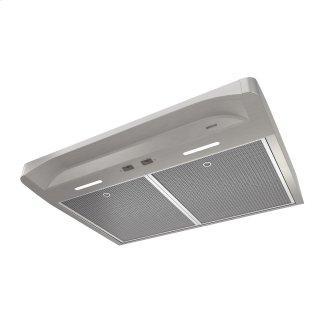 Broan™ 250 CFM, 30-Inch Undercabinet Range Hood in Stainless Steel