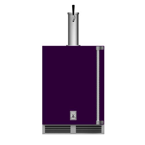 "24"" Hestan Outdoor Single Faucet Beer Dispenser - GFDS Series - Lush"