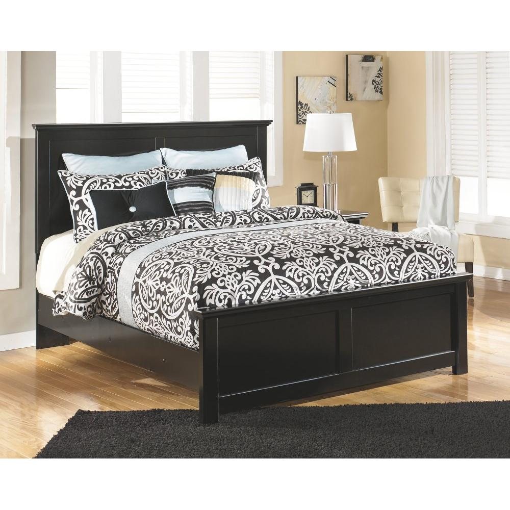 Maribel Queen Panel Bed