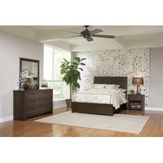 See Details - Salvage Loft Bedroom
