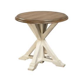 Garden End Table