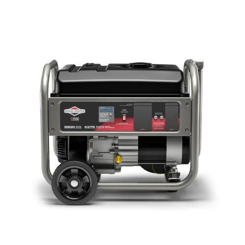 Briggs and Stratton - 3500 Watt Portable Generator