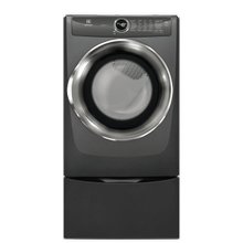 View Product - Front Load Perfect Steam™ Electric Dryer with LuxCare® Dry and Instant Refresh - 8.0 Cu. Ft.