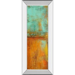 """Ten City Il"" By Erin Ashley Mirror Framed Print Wall Art"