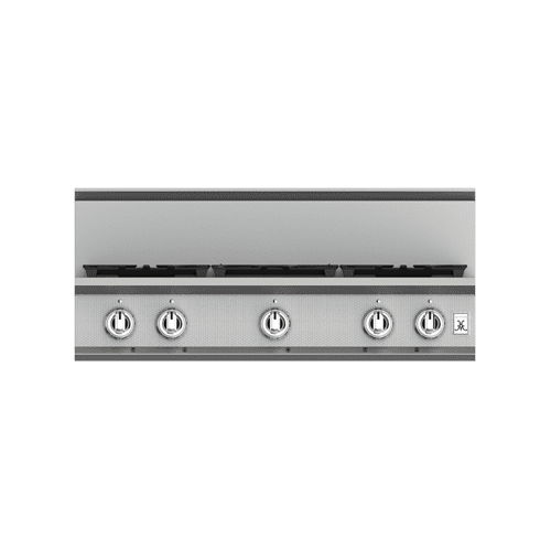"36"" 5-Burner Rangetop - KRT Series - Steeletto"