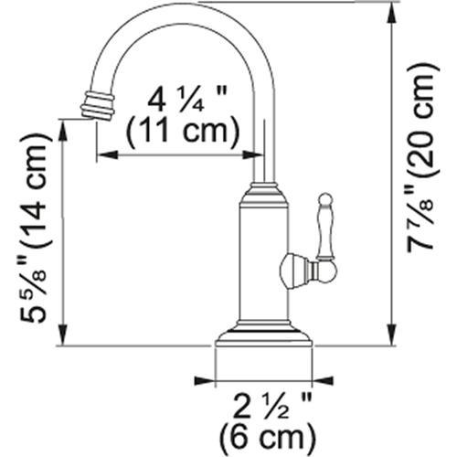Franke - DW12080 Satin Nickel