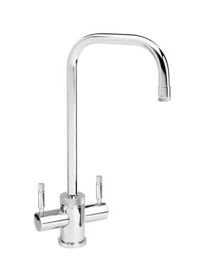 Waterstone Industrial Bar Faucet w/ 2 Bend U-spout - 1655 Product Image