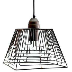Wire Pendant Lamp