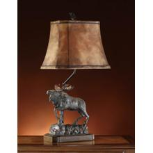 See Details - Majestic Table Lamp