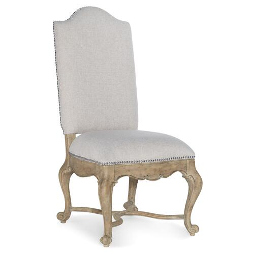 Castella Uph Side Chair-2 per ctn/price ea