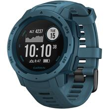 Instinct GPS Watch (Lakeside Blue)
